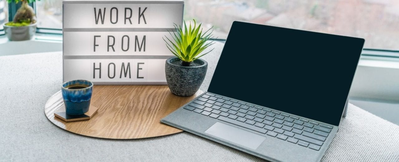 How to Work from Home Productively